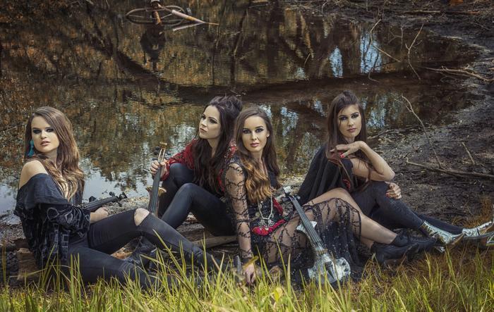 4. Vesper Electric String Quartet