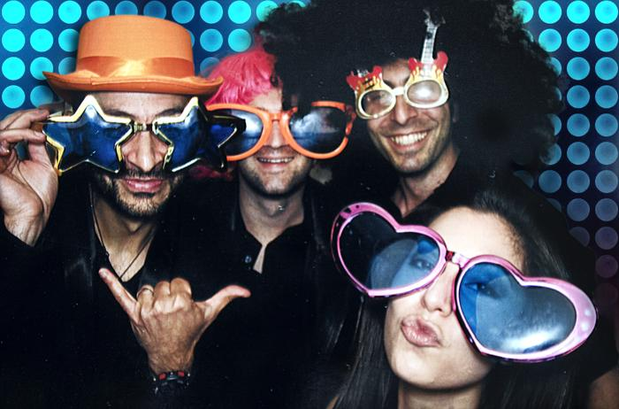 2. Vibe Factory Photo Booth