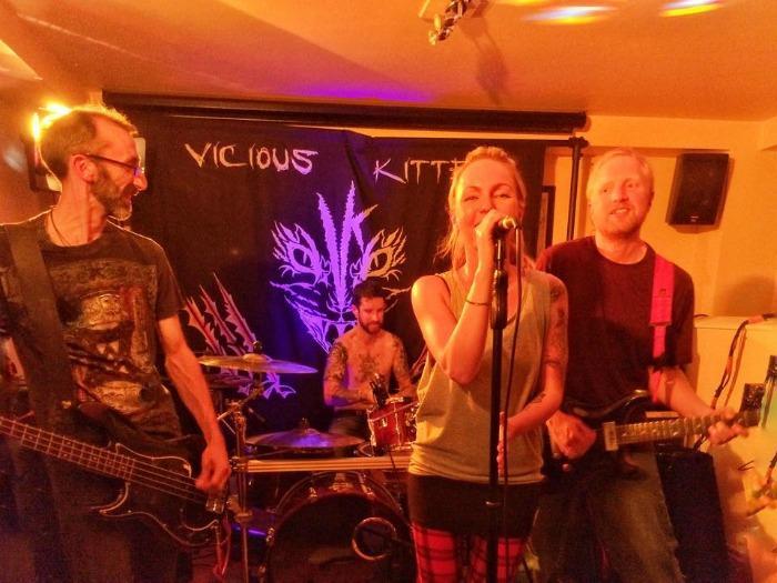 14. Full Band - Oakhampton