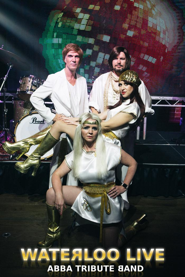5. Theres ABBA Trbutes, then theres Waterloo Live!