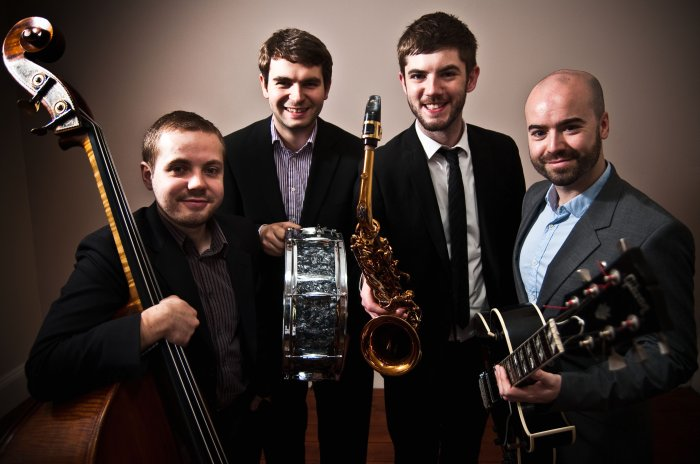 West Coast Jazz Quartet : photo : West Coast Jazz Quartet