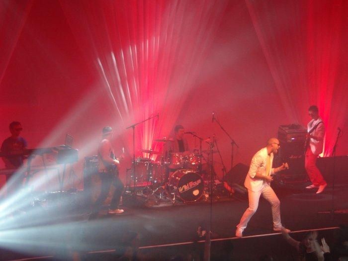 1. Live Shot 2011