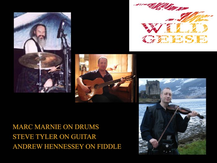 Wild Geese Ceilidh Band : main Freak Music profile photo