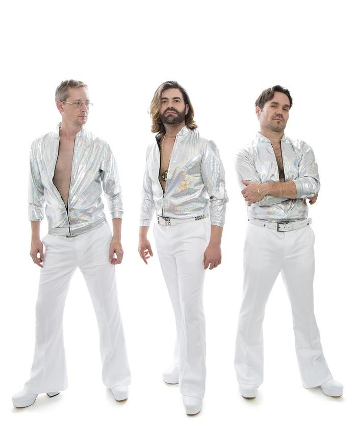 2. Words of the Bee Gees - White/Silver