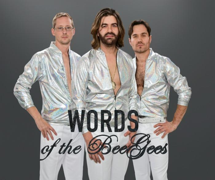Words Of The Bee Gees : main Freak Music profile photo