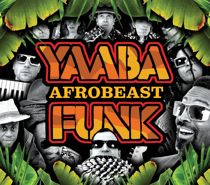 Yaaba Funk : photo : Afrobeast front cover