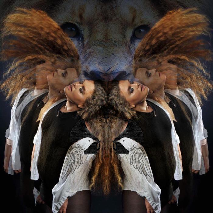 3. half lioness, half songbird