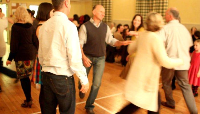 1. Dancing!