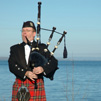 Scottish Wedding Pipers