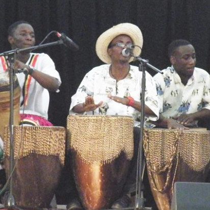 African Music Acts