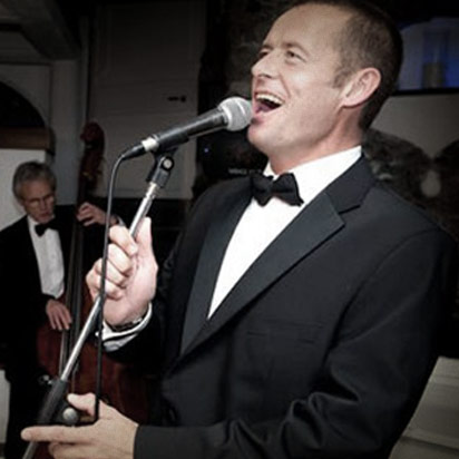 Wedding bands plymouth exeter and devon hire a live wedding jazz wedding singers crooner acts malvernweather Choice Image
