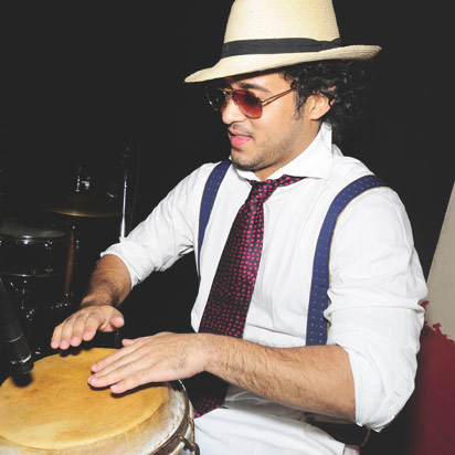 Cuban & Afro-Cuban Acts for weddings