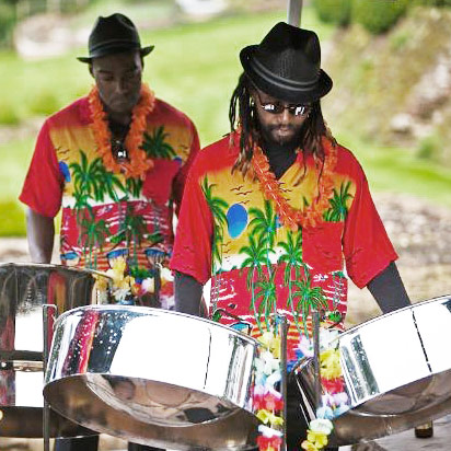 Steel Bands & Caribbean Drum Troupes