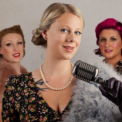 Vintage/retro acts for weddings